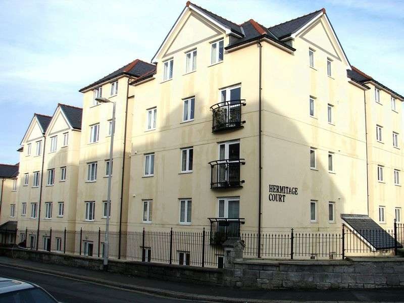 2 Bedrooms Retirement Property for sale in Hermitage Court, Plymouth, PL4 6QU