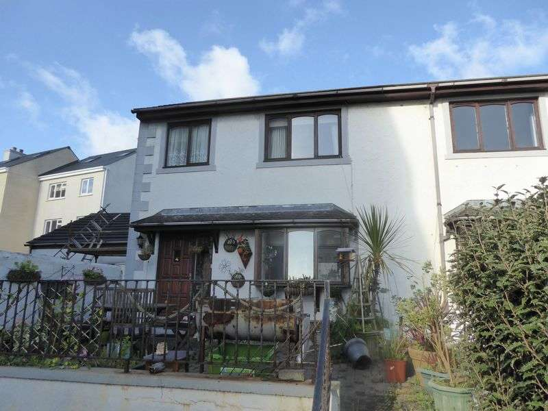 3 Bedrooms Terraced House for sale in Carrick Mews, Port St Mary
