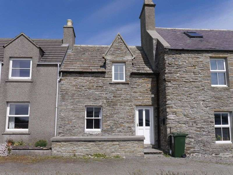 1 Bedroom Cottage House for sale in Lodge Cottage Shapinsay Orkney KW17 1DX