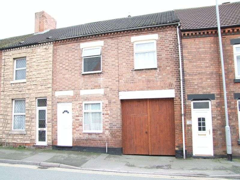 4 Bedrooms Terraced House for sale in Bearwood Hill Road, Winshill
