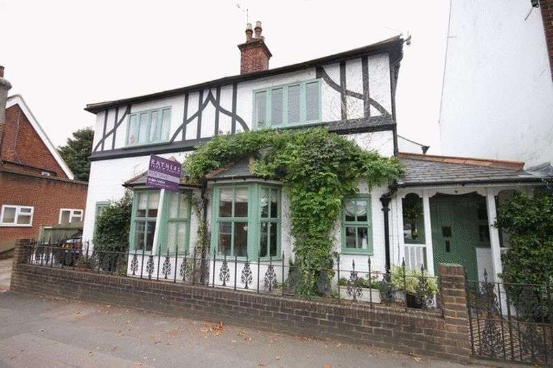 6 Bedrooms Detached House for sale in High Street, Godstone
