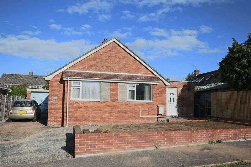 2 Bedrooms Detached Bungalow for sale in Homefield Close, Ottery St. Mary