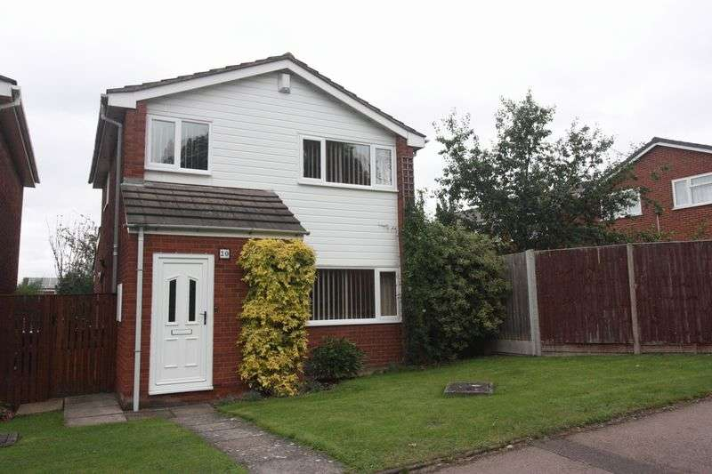 3 Bedrooms Detached House for sale in Langbank Avenue, Coventry
