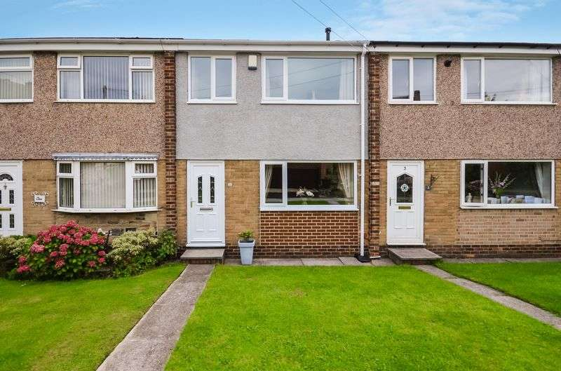 3 Bedrooms Terraced House for sale in Wilson Court, Wakefield, WF1