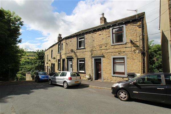 2 Bedrooms Terraced House for sale in Clifton Street, Sowerby Bridge