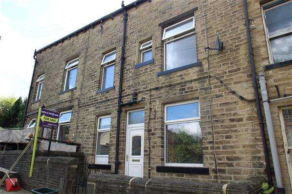 3 Bedrooms Terraced House for sale in Queen Street, Mytholmroyd, Hebden Bridge