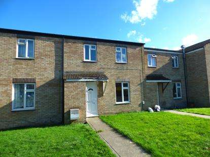 3 Bedrooms Terraced House for sale in Cottington Close, Freshbrook, Swindon, Wiltshire