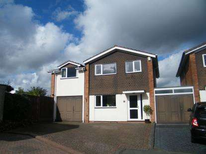 4 Bedrooms Detached House for sale in Beech Hurst, Birmingham, West Midlands