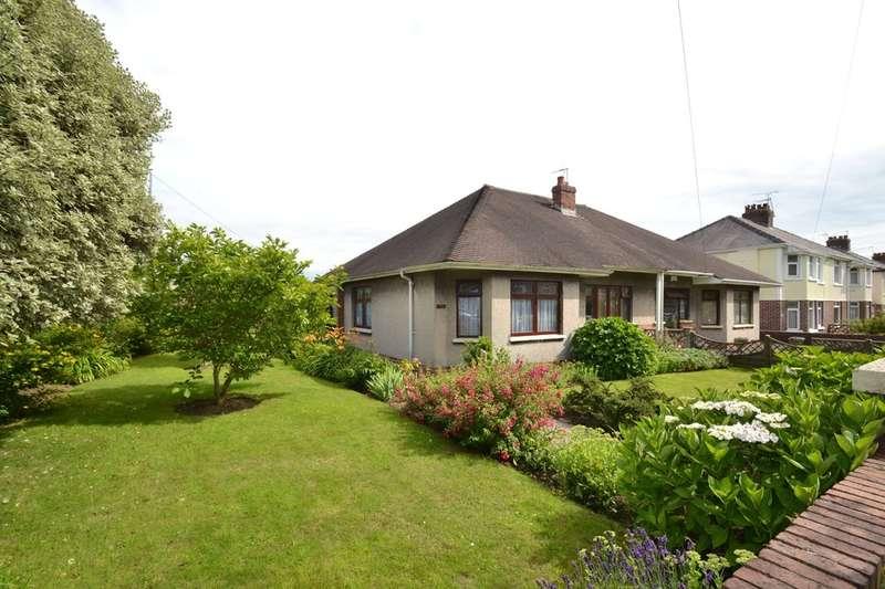 3 Bedrooms Semi Detached Bungalow for sale in 116 Coity Road, Bridgend, Bridgend County Borough, CF31 1LU.