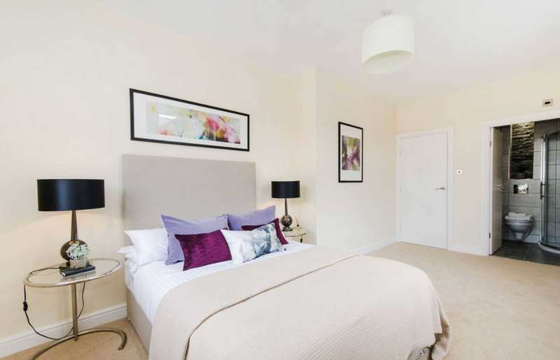 2 Bedrooms Flat for sale in Mill House, Iron Bridge, Southall