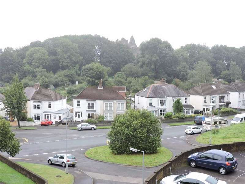 1 Bedroom Flat for sale in Oystermouth Court, Mumbles