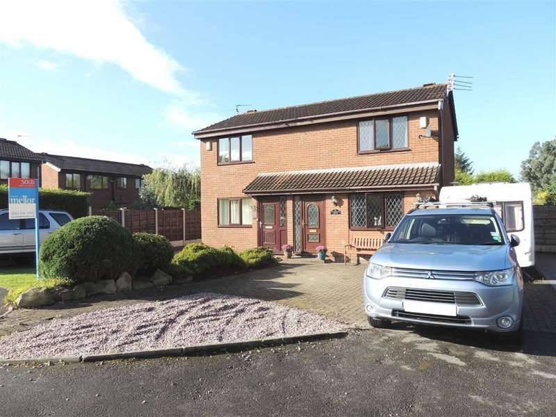 2 Bedrooms Property for sale in Weybourne Drive, Bredbury, Stockport