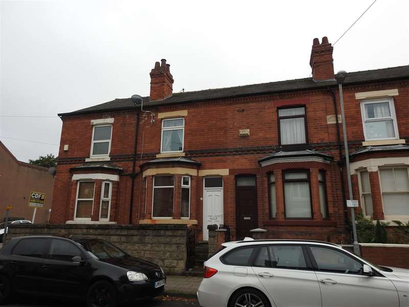 3 Bedrooms Property for sale in Ogle Street, Hucknall, Nottingham