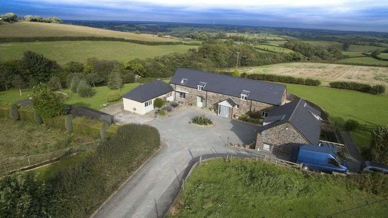 6 Bedrooms Detached House for sale in Lifton, Launceston