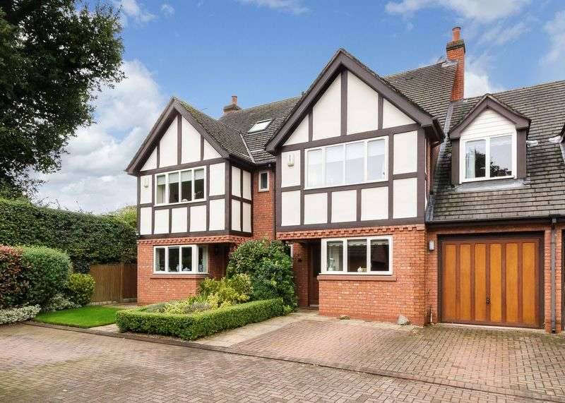 4 Bedrooms House for sale in St. Johns Way, Sandiway, Northwich