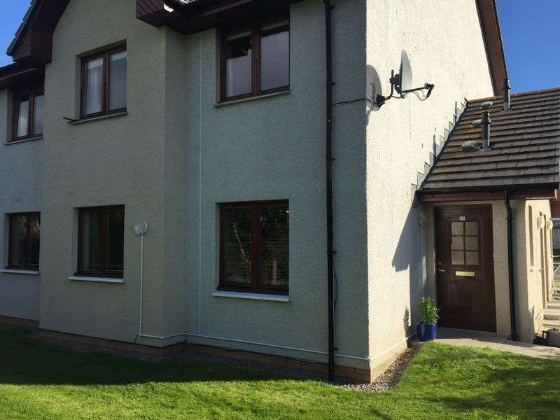 2 Bedrooms Flat for sale in 2 Bedroom Ground Floor Flat in popular Culduthel, Inverness