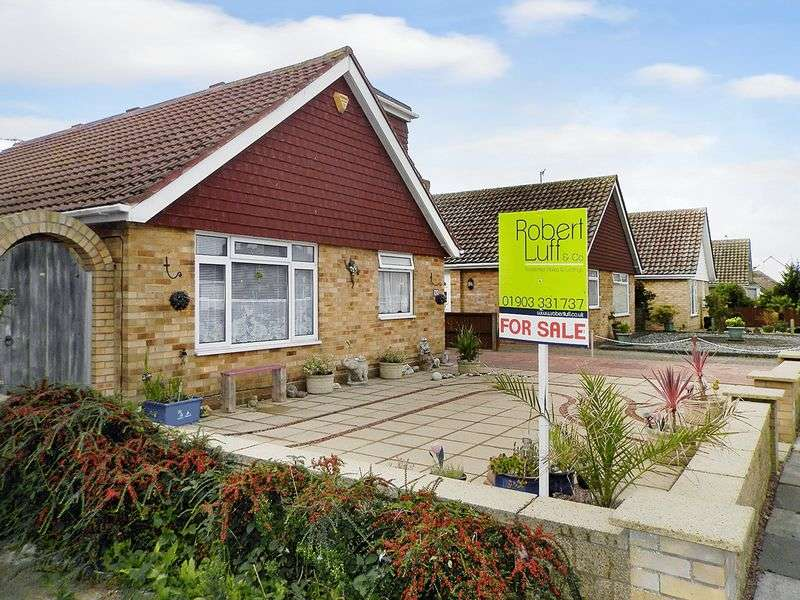 4 Bedrooms Bungalow for sale in Ingleside Crescent, Lancing