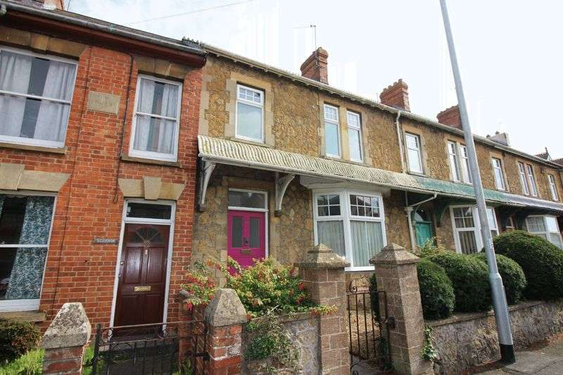5 Bedrooms Terraced House for sale in Victoria Avenue, Chard