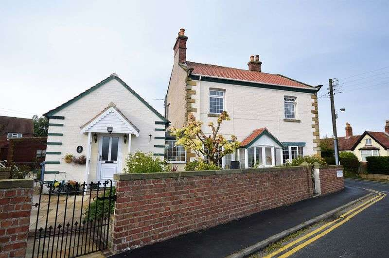 3 Bedrooms Detached House for sale in Browns Terrace, Hinderwell, Nr Whitby