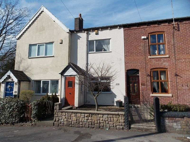 2 Bedrooms Terraced House for sale in Wigan Road, Westhoughton, Bolton