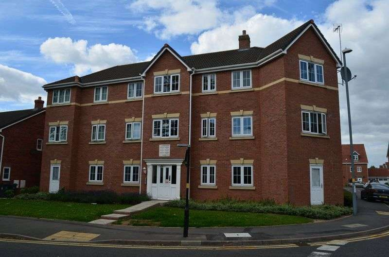 2 Bedrooms Flat for sale in Spring Road, Tysley