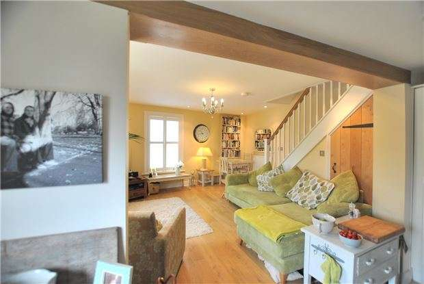 2 Bedrooms End Of Terrace House for sale in Fairfield Street, LECKHAMPTON, GL53 0HS