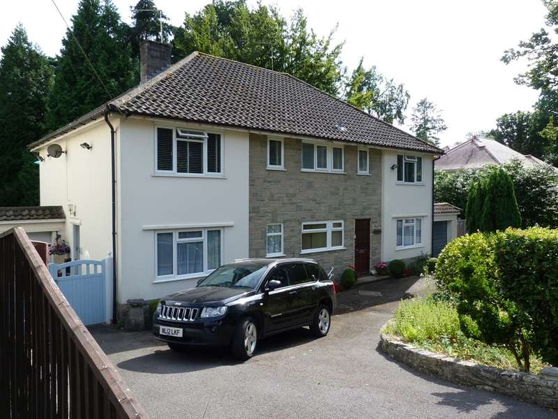3 Bedrooms Maisonette Flat for sale in ELGIN ROAD, TALBOT WOODS