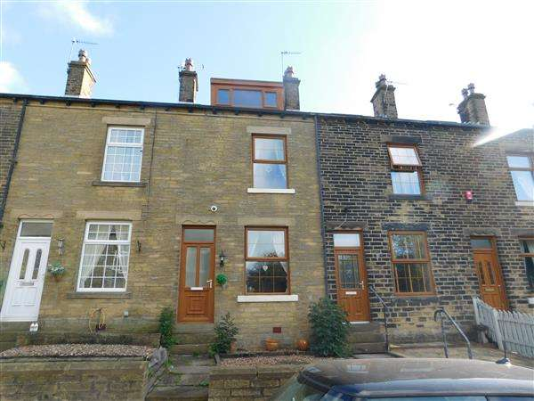 3 Bedrooms Terraced House for sale in Windmill Hill, Bradford