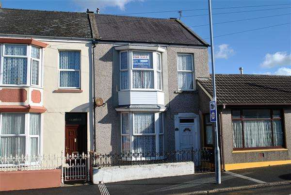 4 Bedrooms Terraced House for sale in Treowen House, 11 High Street