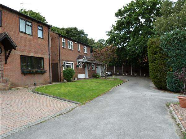 4 Bedrooms Detached House for sale in Rockford Close, Redditch, Oakenshaw South, Redditch