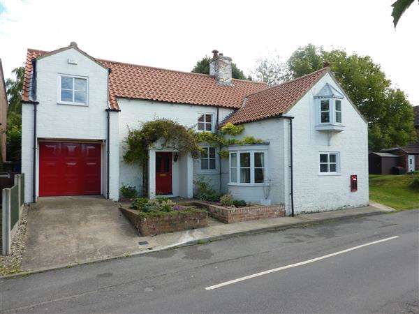 5 Bedrooms Detached House for sale in THE OLD POST OFFICE, HOWSHAM LANE, SEARBY CUM OWNBY, BARNETBY