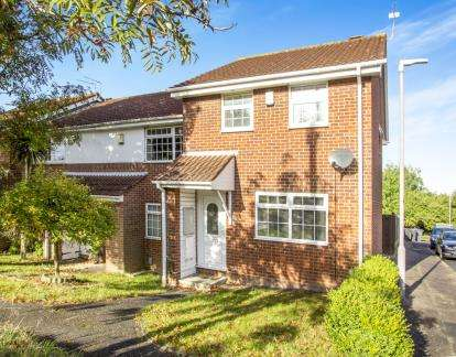 3 Bedrooms End Of Terrace House for sale in Ensbury Park, Bournemouth, Dorset