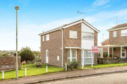 3 Bedrooms Detached House for sale in Bridle Close, Banbury, Oxfordshire, Oxon