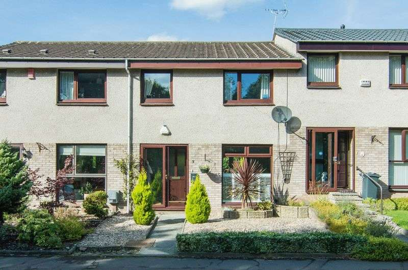 3 Bedrooms Terraced House for sale in 3 Blackford Bank, Blackford, Edinburgh, EH9 2PR