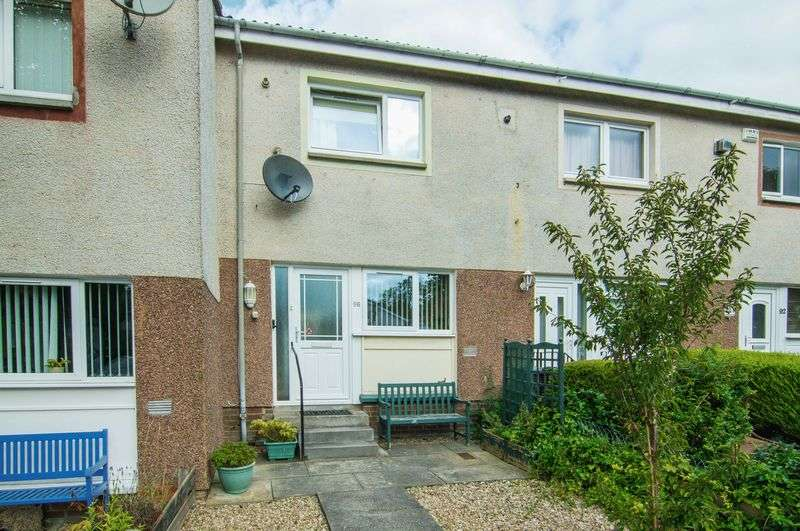 2 Bedrooms Terraced House for sale in 96 Howden Hall Drive, Liberton, Edinburgh, EH16 6UP