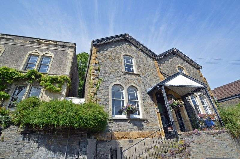 2 Bedrooms Semi Detached House for sale in Highdale Road, Clevedon