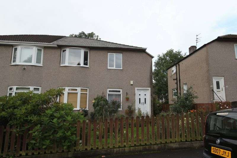 3 Bedrooms Flat for sale in Crofthill Road, Glasgow