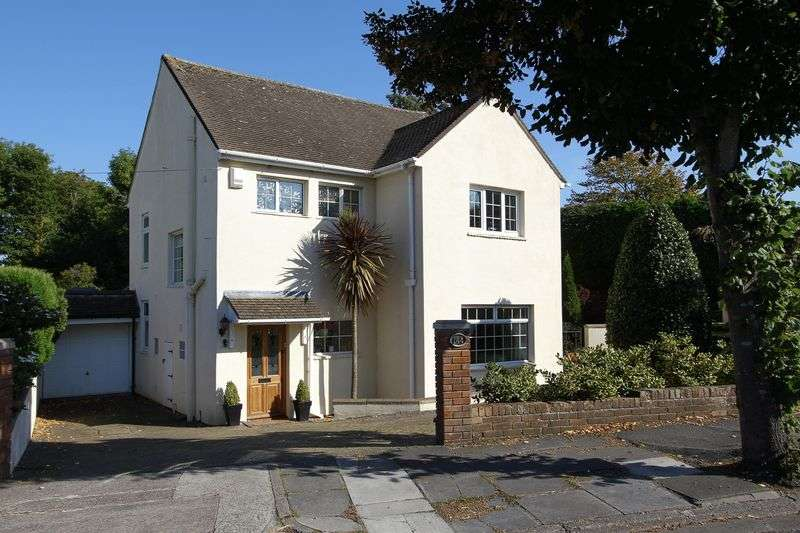 4 Bedrooms Detached House for sale in Westbourne Road, Penarth