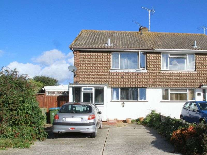 3 Bedrooms Semi Detached House for sale in Highdown Drive, Littlehampton