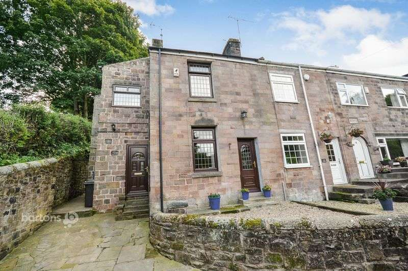 2 Bedrooms Terraced House for sale in Melrose Cottages, Whiston, Rotherham