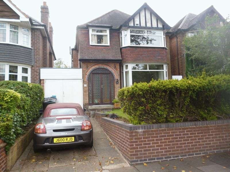 3 Bedrooms Detached House for sale in Edenhall Rd, Quinton B32 - Extended 3 bedroom detached property