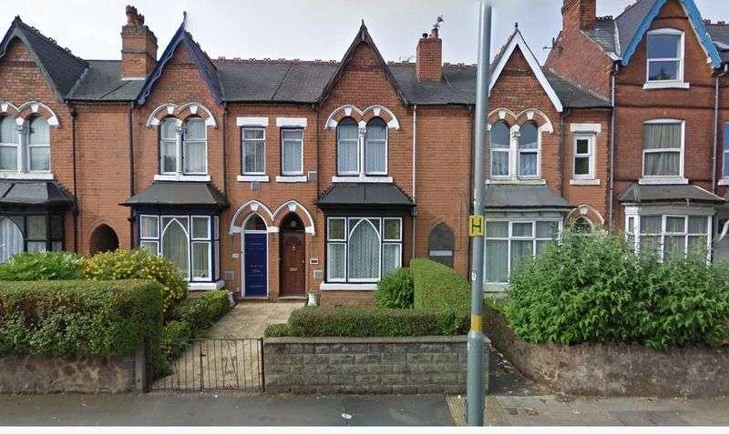 6 Bedrooms Terraced House for sale in Reservoir Road, Erdington, Birmingham