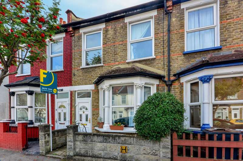 2 Bedrooms House for sale in Guildford Road, Croydon, CR0
