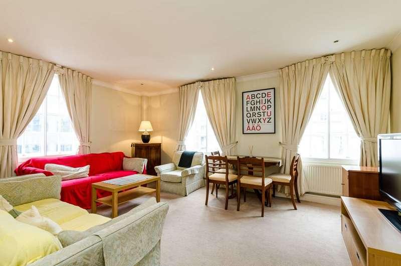 2 Bedrooms Flat for sale in Gillingham Street, Pimlico, SW1V