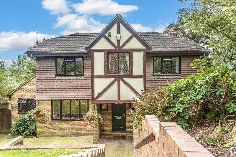 4 Bedrooms Detached House for sale in Harvest Bank Road, WEST WICKHAM, Bromley