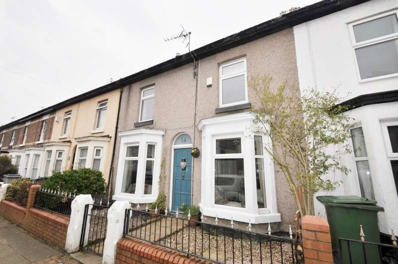 3 Bedrooms House for sale in Tollemache Street, New Brighton