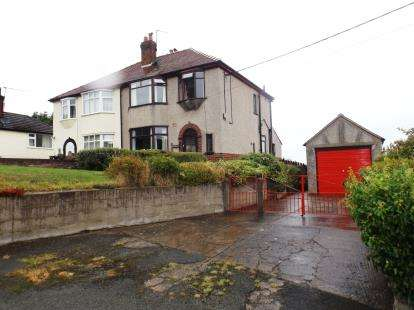 3 Bedrooms Semi Detached House for sale in Gwespyr, Holywell, Flintshire, CH8