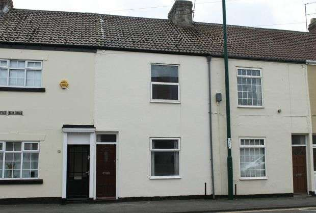 3 Bedrooms Terraced House for sale in Bulmers Buildings, Guisborough