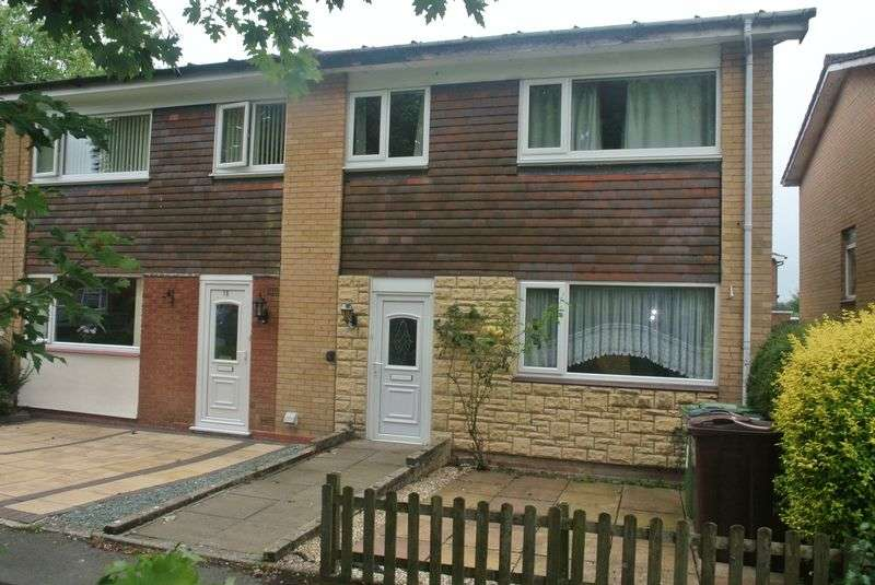 3 Bedrooms Semi Detached House for sale in Woodloes Road, Shirley, Solihull