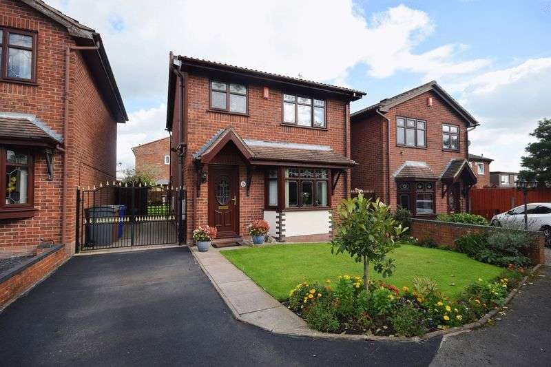 3 Bedrooms Detached House for sale in Somerley Road, Birches Head